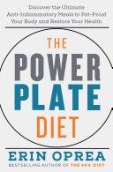The Power Plate Diet Pdf/ePub eBook