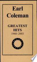 Earl Coleman Greatest Hits