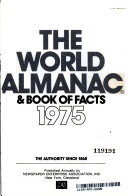 Tje 1975 World Almanac amd Book of Facts