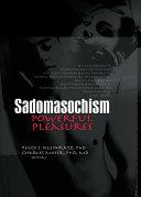Sadomasochism Pdf/ePub eBook