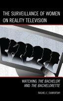 The Surveillance of Women on Reality Television Pdf/ePub eBook