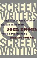 Screenwriters on Screen-Writing [Pdf/ePub] eBook