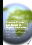 Current Trends And Issues In Higher Education