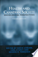 Health and Canadian Society