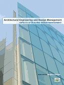 Aspects of Building Design Management