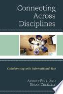 Connecting Across Disciplines