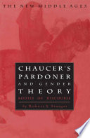 Chaucer S Pardoner And Gender Theory