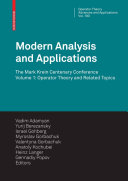 Pdf Modern Analysis and Applications Telecharger