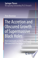 The Accretion and Obscured Growth of Supermassive Black Holes