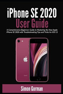 IPhone SE 2020 User Guide
