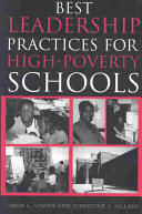 Best Leadership Practices for High poverty Schools