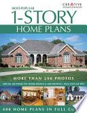 Most-popular One-story Home Plans