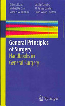 General Principles of Surgery