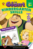 The Giant: Kindergarten Skills Activity Book by  PDF