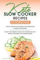 Keto Slow Cooker Recipes Cookbook