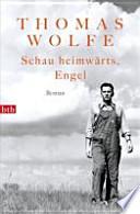 Schau heimwärts, Engel  : eine Geschichte vom begrabenen Leben ; Roman
