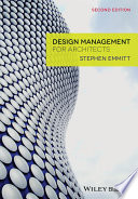 Design Management for Architects
