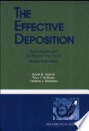 Effective Deposition