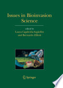 Issues In Bioinvasion Science