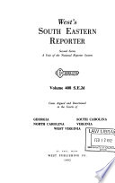 West's South Eastern Reporter