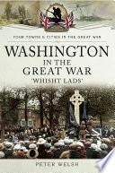 Washington in the Great War Book