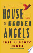 The House of Broken Angels Book