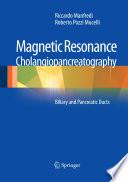 Magnetic Resonance Cholangiopancreatography  MRCP  Book