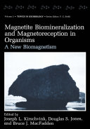 Magnetite Biomineralization and Magnetoreception in Organisms ebook