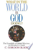 What in the World Is God Doing Book