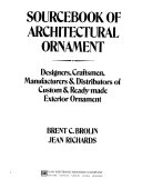 Sourcebook of Architectural Ornament