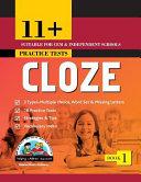 11+ Cloze