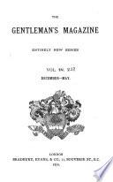Gentleman s Magazine  Or Monthly Intelligencer Book
