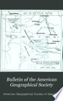 Bulletin of the American Geographical Society