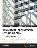 Implementing Microsoft Dynamics NAV