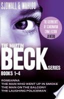The Martin Beck Series: Books 1–4