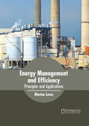Energy Management and Efficiency  Principles and Applications