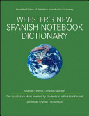 Webster s New Spanish Notebook Dictionary