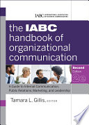 The IABC Handbook of Organizational Communication Book PDF