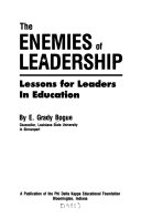 The Enemies of Leadership