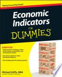 Economic Indicators For Dummies Book
