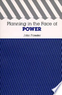 Planning in the Face of Power Book