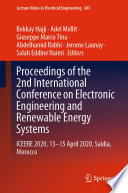 Proceedings of the 2nd International Conference on Electronic Engineering and Renewable Energy Systems