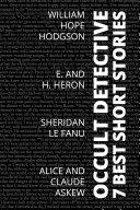 7 best short stories - Occult Detective [Pdf/ePub] eBook