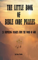 The Book Of Bible Code Puzzles