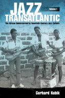 Jazz Transatlantic, Volume I Pdf/ePub eBook