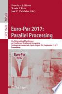 Euro Par 2017  Parallel Processing
