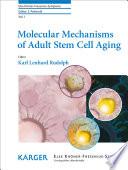 Molecular Mechanisms of Adult Stem Cell Aging Book