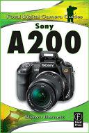 Sony A200 ebook