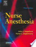 Nurse Anesthesia