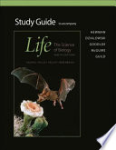 Student Study Guide for Life